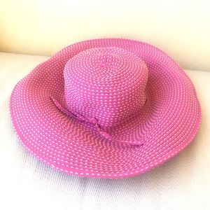 San Diego Hat Company Pink Kentucky Derby Hat